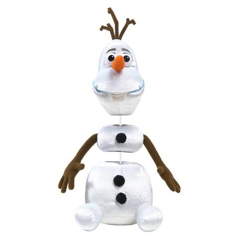 Disney Frozen Pull Apart and Talkin' Plush Olaf