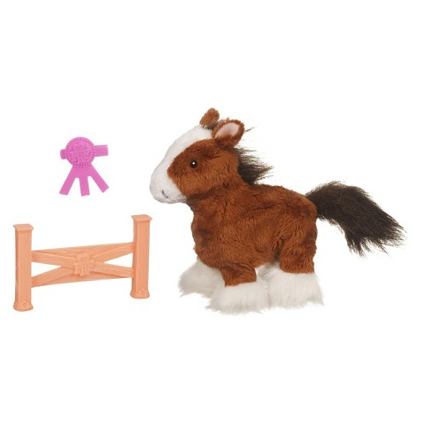 FurReal Friends Snuggimals Walkin' Ponies Whisper Moon Pet