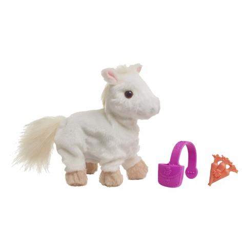 Furreal Friends Snuggimals Walkin' Ponies Crystal Storm Pet