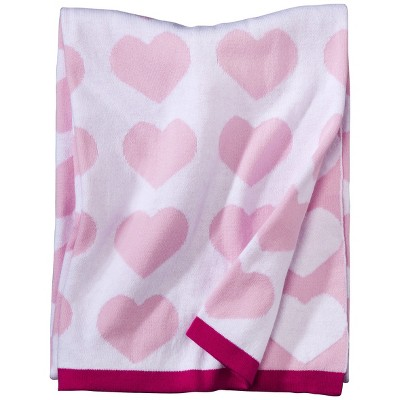 Circo® 100% Cotton Jacquard Sweetheart Blanket