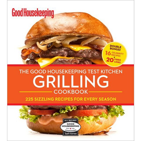 The Good Housekeeping Test Kitchen Grilling Cookbook (Loose-leaf)