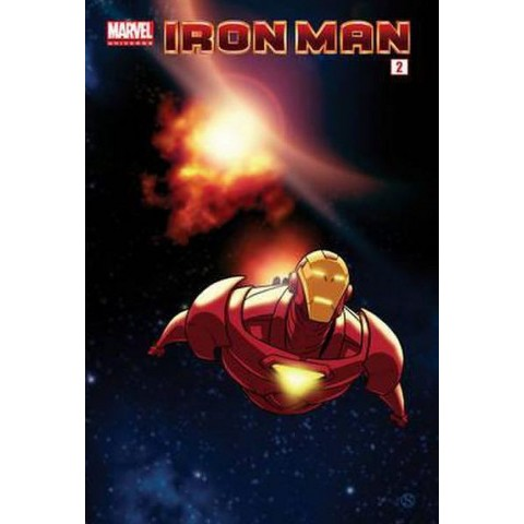 Marvel Universe Iron Man: Comic Reader 2 (Paperback)