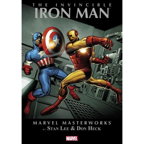 Marvel Masterworks: The Invincible Iron Man 2 (Paperback)