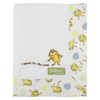 Trend Lab THE LORAX RECEIVING BLANKET