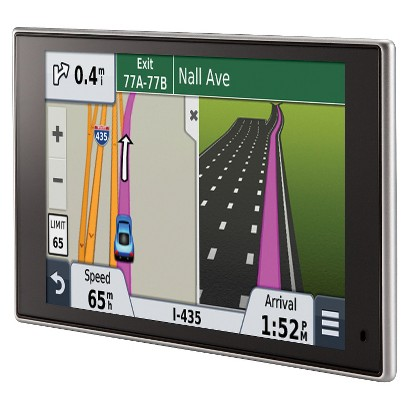Garmin nuvi 5-inch Portable GPS-HD with Traffic and Map Updates(NUVI3597LMTHD)