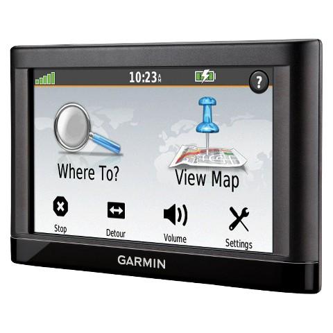 Garmin nuvi 5-inch Portable GPS with U.S. Coverage(NUVI52)