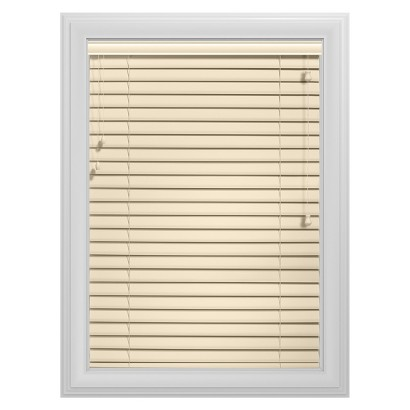 "Bali Essentials® 2"" Faux Wood Blind"