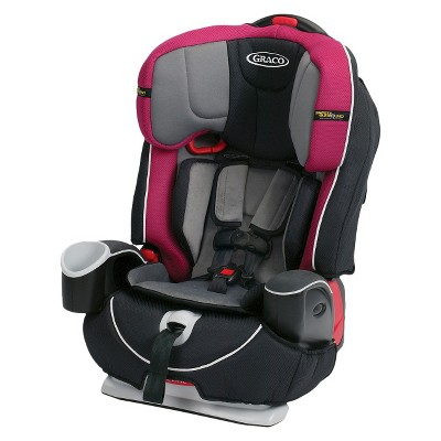 Nautilus 3 in 1 Car Seat with Safety Surround Protection - Berri