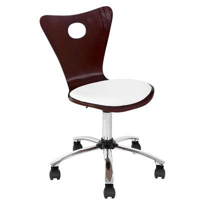 Lumisource Valencia Office Chair - Espresso