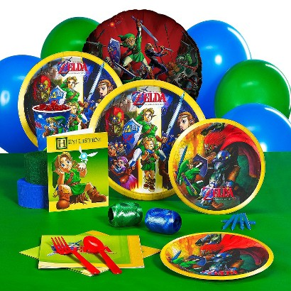 The Legend of Zelda Party Pack for 16