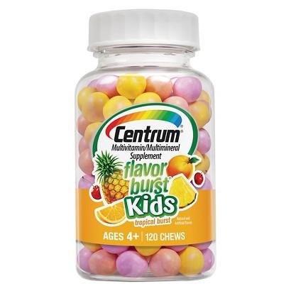 Centrum® Multivitamin Chews For Kids
