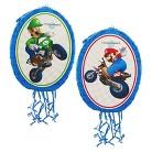 Mario Kart Wii Mario and Luigi Birthday Party Pinata