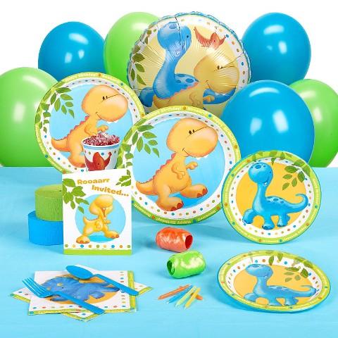 Little Dinosaur Party Pack