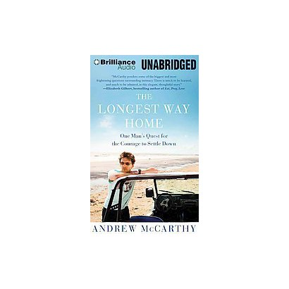 The Longest Way Home (Unabridged) (Compact Disc)
