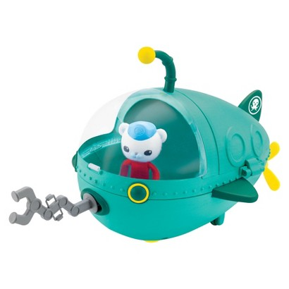 Fisher-Price® Octonauts GUP-A and Barnacles Vehicle Playset