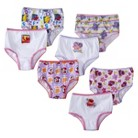 SESAME STREET® Toddler Girls' Elmo 7 Pack Briefs