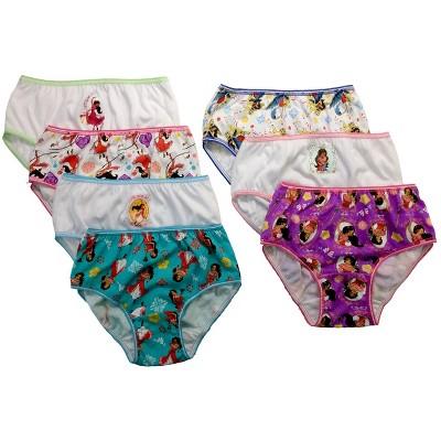 Disney® Toddler Girls' 7 Pack Ariel Briefs 2T/3T