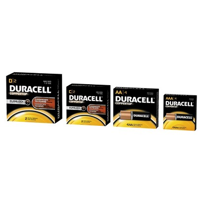 Duracell Family Bundle Pack (66346)