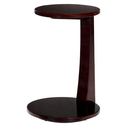 Simmons Madisson Side Table - Black Espresso