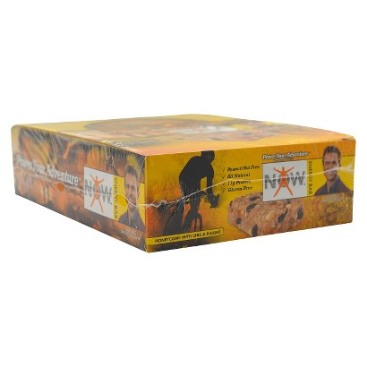 Now™ HoneyComb with Chia and Raisins Energy Bar - 12 Count