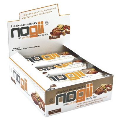 NoGii About Nuts Paleo Bar - 9 Count
