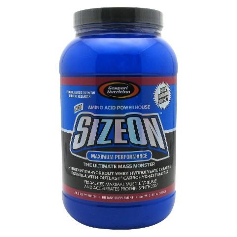 SIZEON™ Gaspari Nutrition Maximum Performance Wild Berry Punch - 55.84 oz