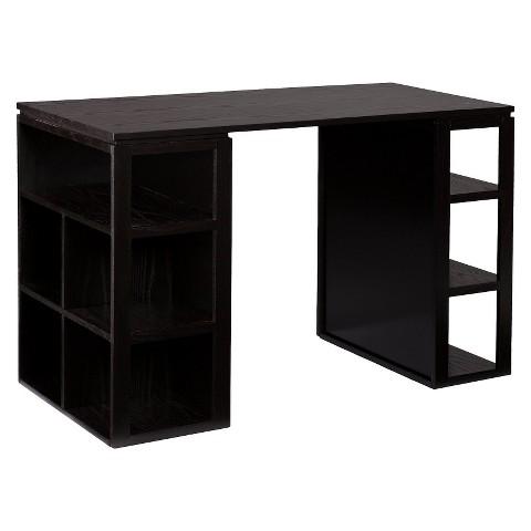Southern Enterprises Braden Desk - Black