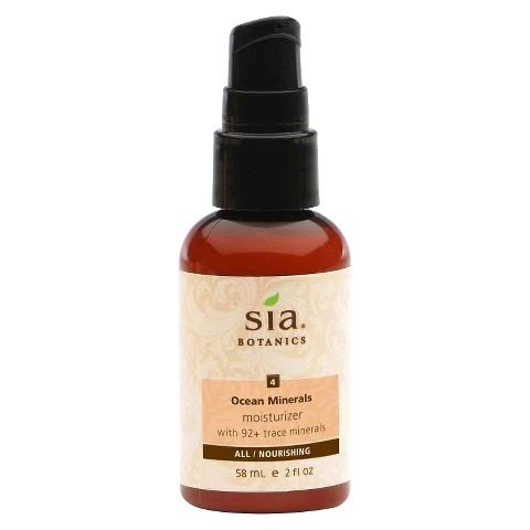 Sia® Botanics Ocean Minerals Moisturizer - 2 oz