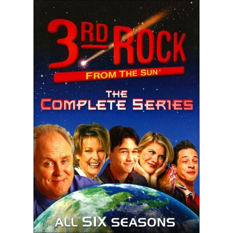 3rd Rock from the Sun: The Complete Series [17 Discs]