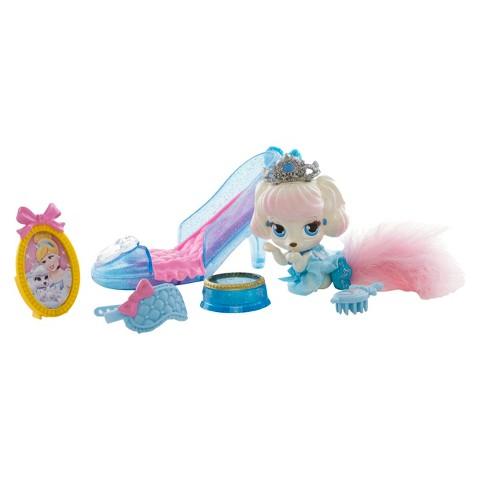 Disney Palace Pets Cinderella's Puppy Pumpkin Beauty & Bliss Playset