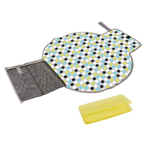 The First Years Deluxe Fold & Go Diaper Kit