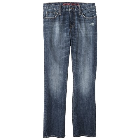Men's Bootcut Jeans   - Mossimo Supply Co