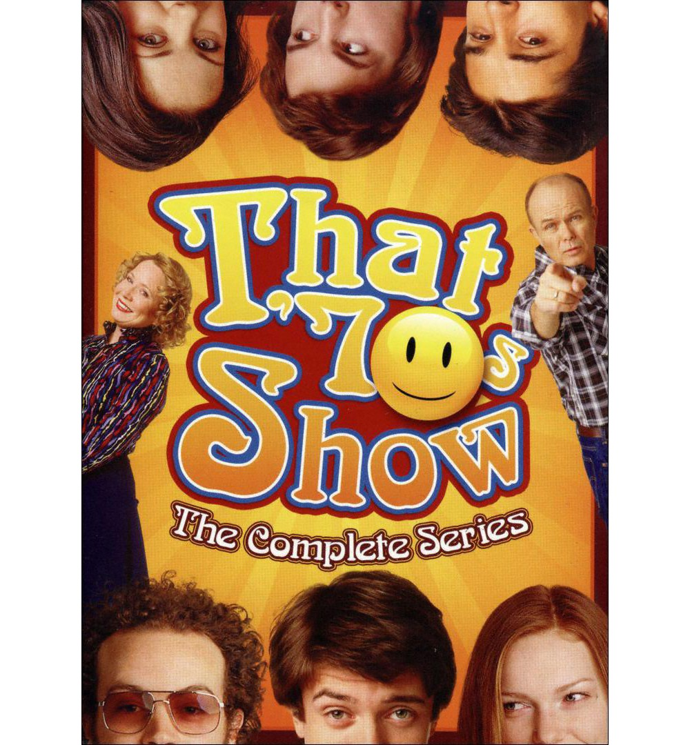 That '70s Show: The Complete Series [24 Discs]