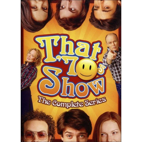 That '70s Show: The Complete Series (24 Discs) (S)