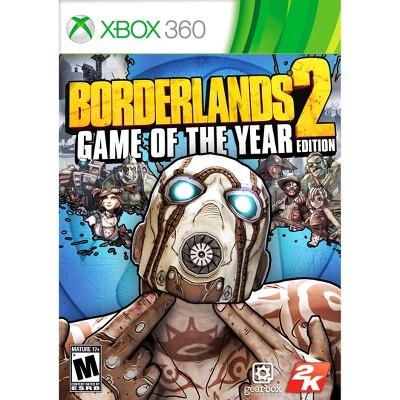 Xbox360 Game BORDERLANDS 2 GOTY