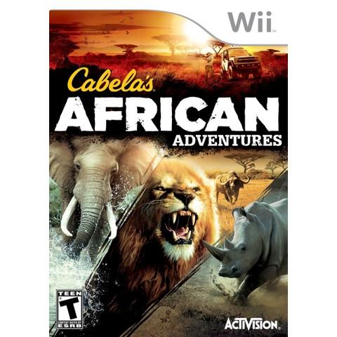 Cabela's African Adventures (Nintendo Wii)