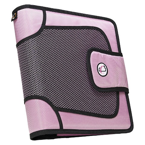 "Case•it 2"" Binder with Tabbed Closer"