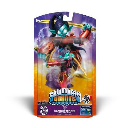 Skylanders Character Pack - Scarlet Ninjini - LIMITED EDITION