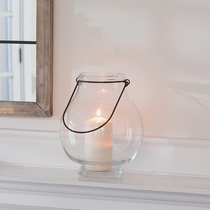 Smith & Hawken® Wasp Hurricane Candle Holder