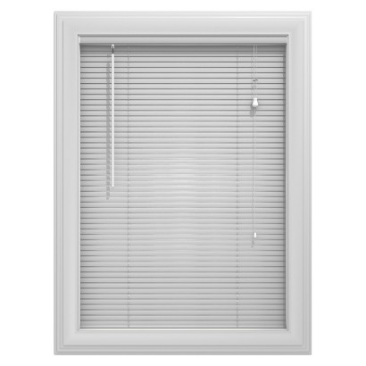 "Bali Essentials® 1"" Premium Vinyl Horizontal Blind"