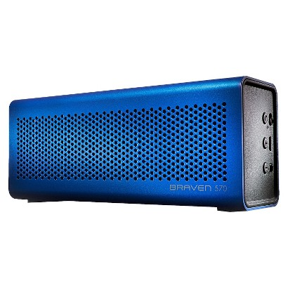 Braven 570 Portable Wireless Bluetooth Speaker - Assorted Colors