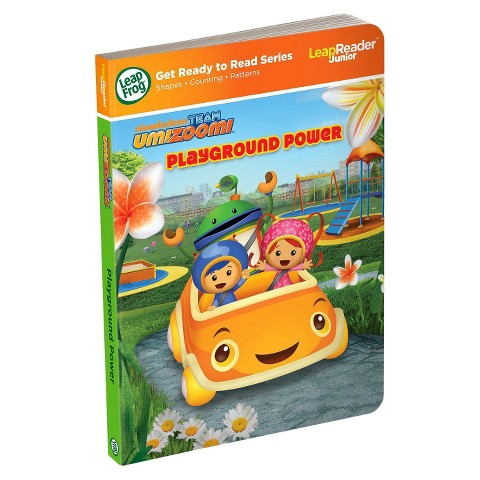 LeapFrog® LeapReader® Junior Book: Team Umizoomi (works with Tag Junior)