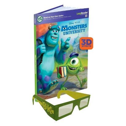 LeapFrog® LeapReader™ Monsters University 3D