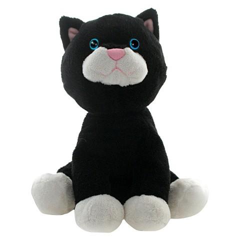R&R Games Hide & Seek Safari Junior Cat Plush Toy