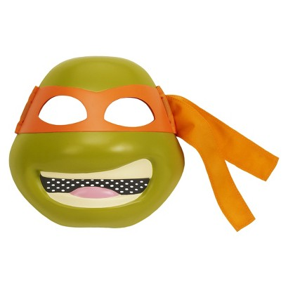 Teenage Mutant Ninja Turtles Michelangelo Deluxe Mask