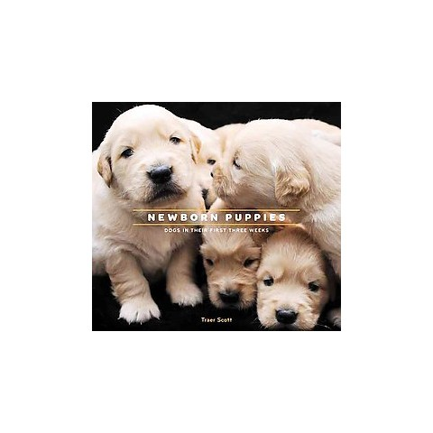 Newborn Puppies (Hardcover)