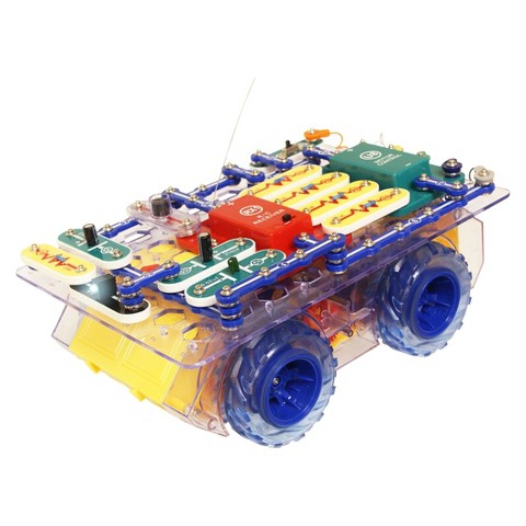 ELENCO® Electronics Snap Circuits Remote Controlled Rover kit