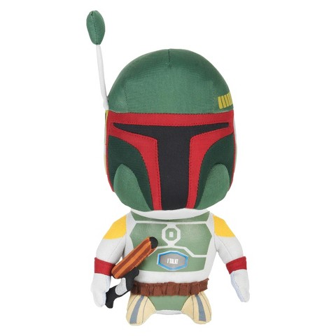 "STAR WARS™ Underground Toys Talking Boba Fett (9"")"