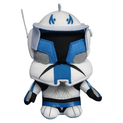 "STAR WARS™ Underground Toys Clone Rex Talking Character Plush (9"")"