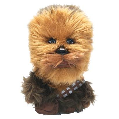 "STAR WARS™ Underground Toys Chewbacca Talking Plush (9"")"